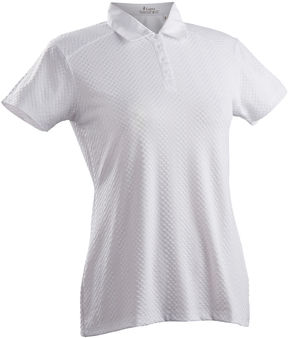 Asstd National Brand Nancy Lopez Golf Grace Short Sleeve Plus Polo