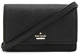 Kate Spade Arielle Crossbody - BLACK - STYLE