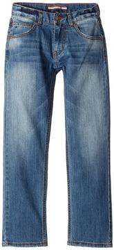 Tommy Hilfiger Kids - Rebel Stretch Jeans in Stone Blue Boy's Jeans