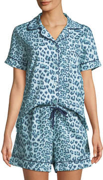BedHead Wild Kingdom Shorty Pajama Set, Plus Size
