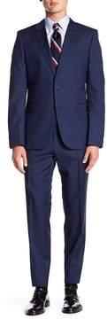 HUGO BOSS Astian/Hets Geo Print 2-Piece Suit