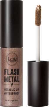 J.Cat Beauty Flash Metal Metallic Matte Lip - Rainy Day In The Car