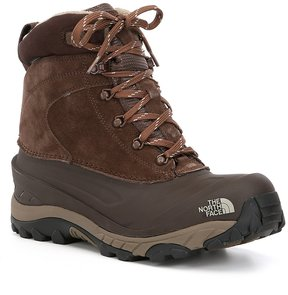 The North Face Mens Chilkat III Cold Weather Waterproof Mid Boots