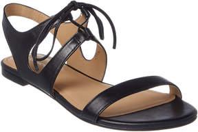 Pour La Victoire Lacey Leather Sandal