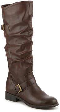 White Mountain Women's Lida Wide Calf Boot