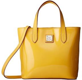 Dooney & Bourke Mini Waverly Handbags - DANDELION/DANDELION TRIM - STYLE