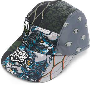 Kenzo printed baseball cap