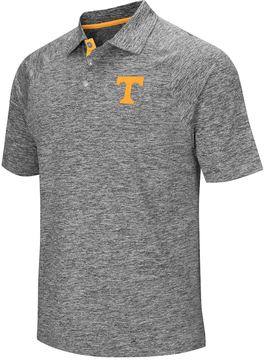 Colosseum Men's Campus Heritage Tennessee Volunteers Slubbed Polo