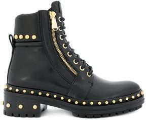 Balmain Army Ranger studded boots