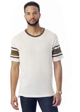 Alternative Apparel Touchdown Printed Eco-Jersey T-Shirt