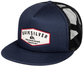 Quiksilver Jetty Grind Trucker Hat