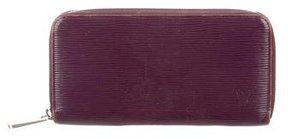 Louis Vuitton Epi Zippy Wallet - PURPLE - STYLE