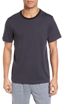 Daniel Buchler Men's Crewneck Peruvian Pima Cotton T-Shirt