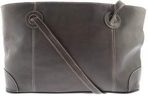 Women's Piel Leather Shopping Tote 2404