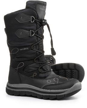 Geox Overland Snow Boots - Waterproof (Little and Big Girl)
