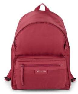 Longchamp Le Pliage Neo Backpack - RASPBERRY - STYLE