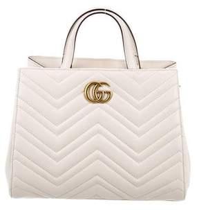 Gucci GG Marmont Matelassé Small Shoulder Bag