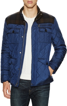Cole Haan Men's Quilted Field Jacket