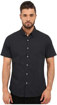 7 Diamonds Avalon Short Sleeve Shirt Men's Short Sleeve Button Up