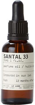 Le Labo Santal 33 perfume oil 30ml