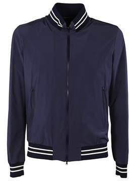 Herno Men's Gi0121u19343s9248 Blue Polyester Outerwear Jacket.