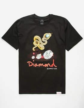 Diamond Supply Co. Snake Mens T-Shirt