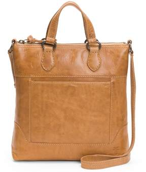 Frye Melissa Small Tote Cross-Body Bag
