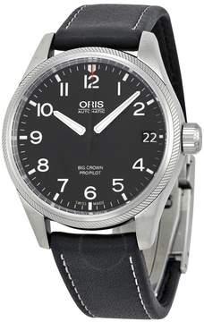 Oris Big Crown Propilot Automatic Black Dial Men's Watch 751-7697-4164LS