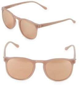 Linda Farrow 53MM Square Sunglasses