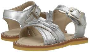 Elephantito Lili Crossed Sandal w/Bow Girls Shoes