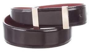 Calvin Klein Leather Buckle Belt