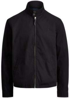 Ralph Lauren Cotton Twill Jacket Polo Black 2X Big