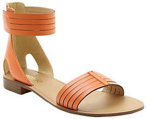 Kensie Strappy Flat Sandals - Bibi