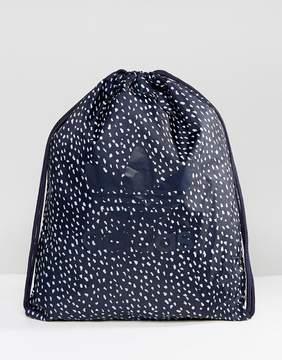 adidas Drawstring Bag In Graphic Print BQ1505
