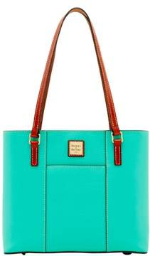 Dooney & Bourke Pebble Grain Small Lexington Shopper Bag - JADE - STYLE