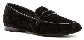Donald J Pliner Haven Velvet Loafer