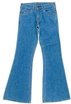 Levi's Mid-Rise Flared Jeans w/ Tags