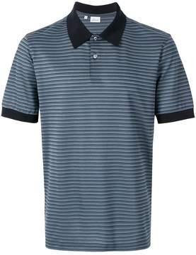 Brioni striped polo shirt
