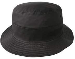 Kangol Unisex Coated Bucket Hat.