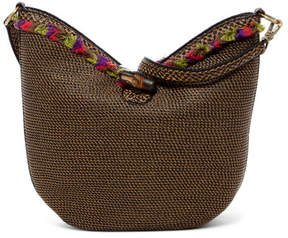 Eric Javits Frida Woven Shoulder Bag