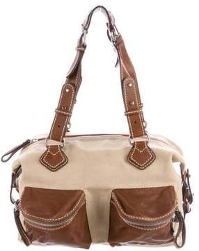 Sonia Rykiel Woven Shoulder Bag