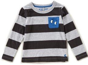 Joules Little Boys 1-6 Striped Pocket-Eye Tee