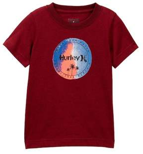 Hurley Watersphere Tee (Toddler Boys)