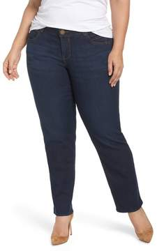 Democracy Ab-Solution Stretch Straight Leg Jeans