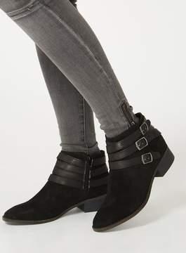 Dorothy Perkins Black 'Avalon' Ankle Boots