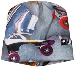 Molo Blue Roller Skating Namora Hat