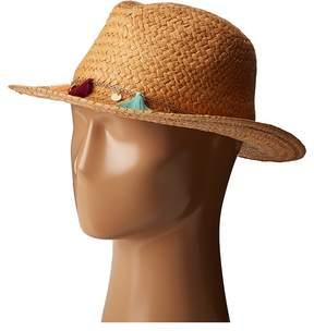 Scala Toyo Safari with Tassels Safari Hats