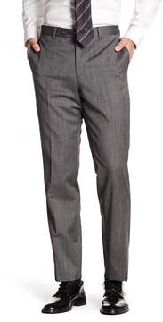 Nordstrom Nailhead Trim Fit Trousers