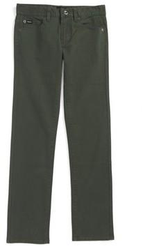 RVCA Boy's 'Daggers' Slim Fit Twill Pants