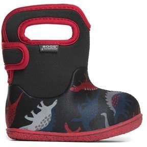 Bogs Kids' Baby Dino Waterproof Winter Boot Toddler